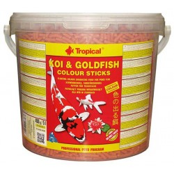 POKARM DLA RYB KOI & GOLDFISH COLOUR STICKS
