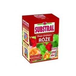 Substral długo działający róże działa 100 dni 1kg