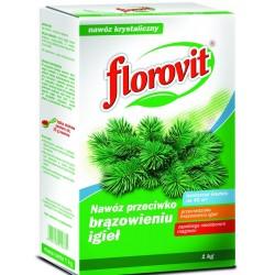 Florovit nawóz przeciwko brązowieniu igieł 1kg