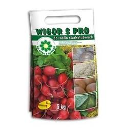 Wigor S Pro nawóz do roślin siarkolubnych 5kg