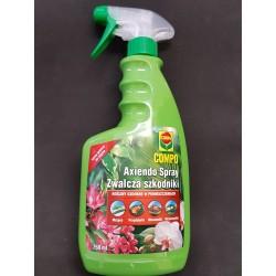 Compo Axiendo spray zwalcza szkodniki 750 ml