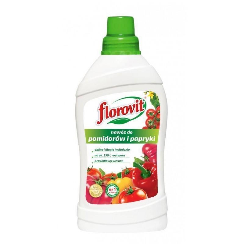 Florovit nawóz płynny do pomidorów i papryki 1 kg