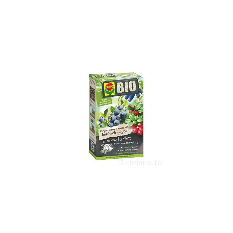 Compo Bio ogrodniczy nawóz do borówek i jagód