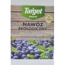 Target nawóz ekologiczny do borówek