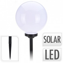 Lampa solarowa Ø 30 cm