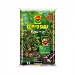 Ziemia do drzewek bonsai Compo 5l