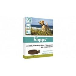 Happs obroża przeciw pchłom i kleszczom dla małych psów