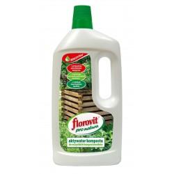 Aktywator kompostu 1l Florovit