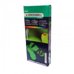 Aerator,buty z kolcami do napowietrzania trawnika GR6995 Greenmill