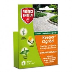 Keeper Ogród do zwalczania chwastów 50 ml  Protect Garden