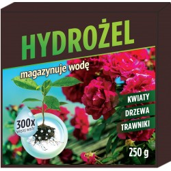 Hydrożel 250g magazyn wody do roslin kwiatów nawilżacz