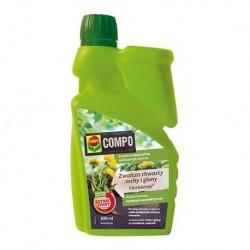 Herbistop koncentrat na chwasty, mchy i glony 500ml Compo