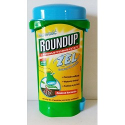 Substral Roundup Żel Środek Chwastobójczy W Żelu Do Zwalczania Chwastów Jednoliściennych I Dwuliściennych 140Ml