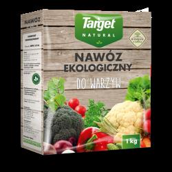 Traget nawóz ekologiczny do warzyw