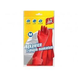 Rękawice z długim mankietem rozmiar M Jan niezbędny