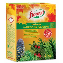 Florovit jesienny nawóz do iglaków 2 kg