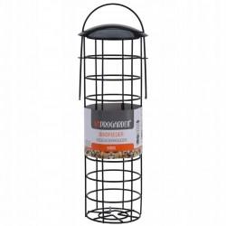 Karmnik metalowy dla ptaków na kule tłuszczowe wys 24 cm