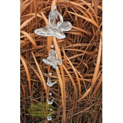 Zawieszka akrylowa 4 motyle