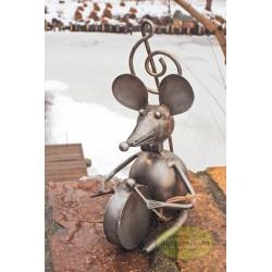 Myszka z bębenkiem