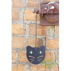 Zawieszka kot odstraszacz ptaków