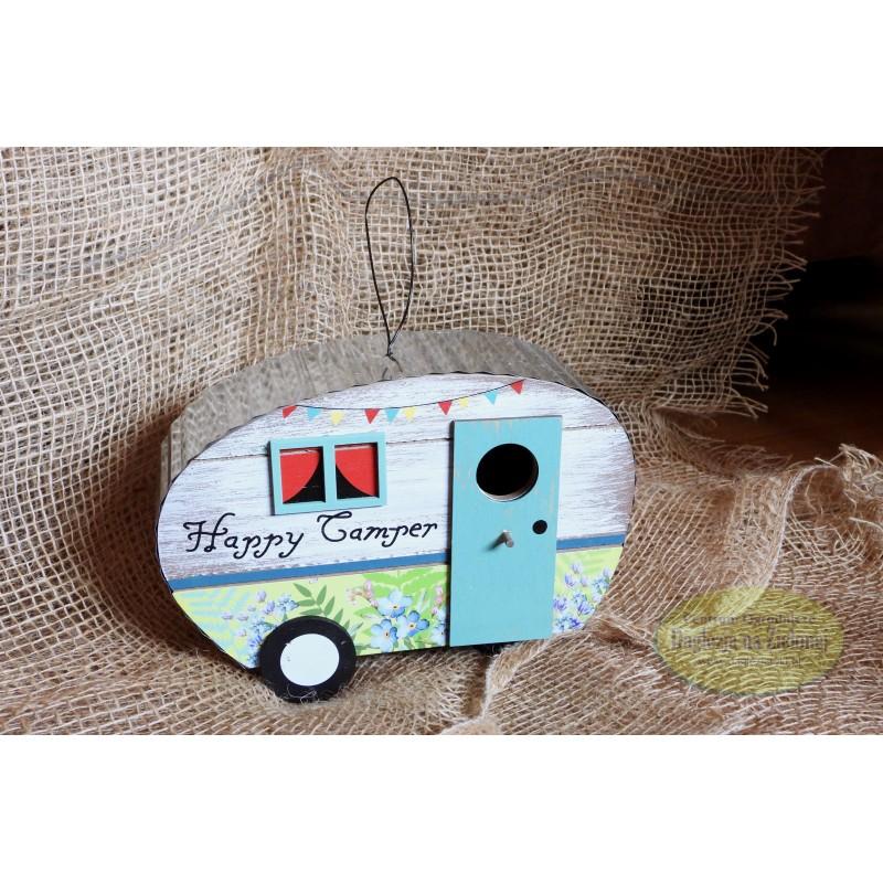 Budka lęgowa Happy Camper