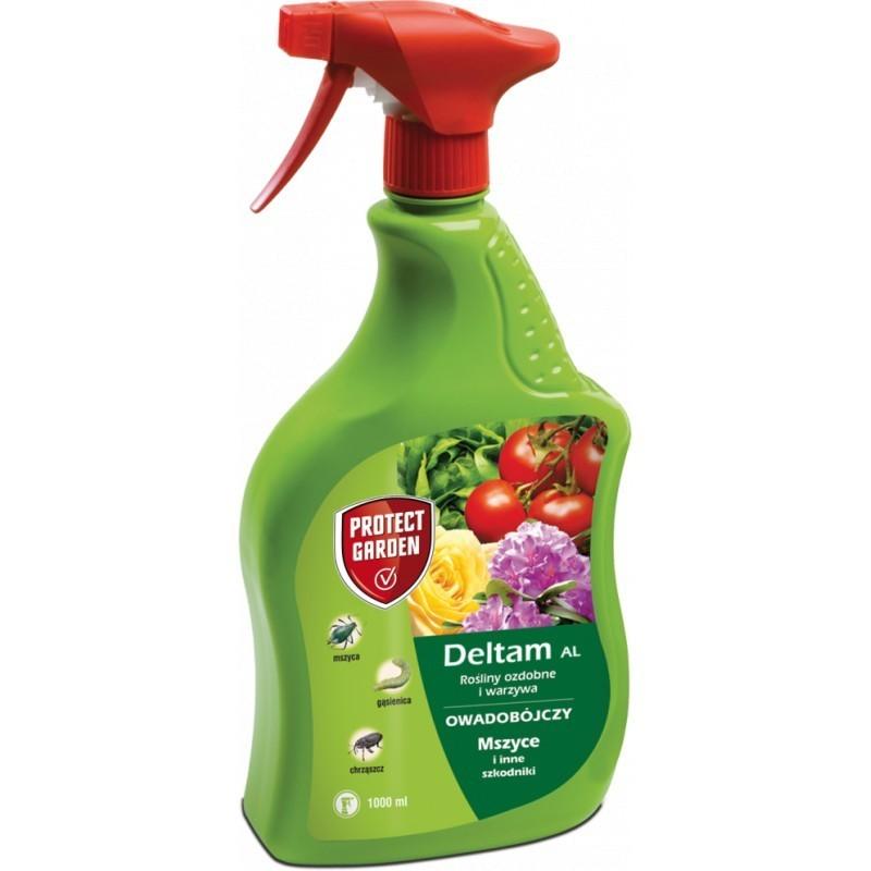 Decis AL - zwalcza szkodniki na roślinach ozdobnych i warzywnych