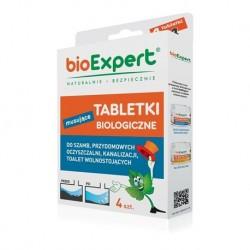 bioExpert tabletki biologiczne do szamb 4 szt