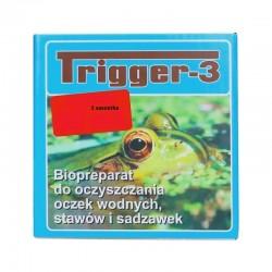 Trigger-3 Preparat do czyszczenia oczek
