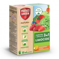 Limocide warzywa i owoce 3w1 Protect Garden 30ml