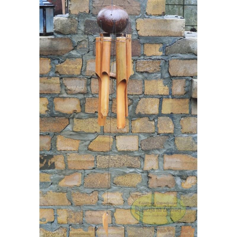 Gong bambusowy z kokosem 50 cm