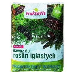 FruktoVit nawóz do roślin iglastych 10kg