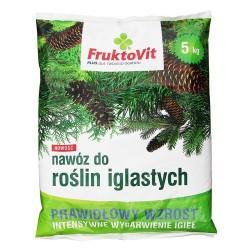 """FruktoVit nawóz do roślin iglastych """"Prawidłowy Wzrost"""" 5kg"""