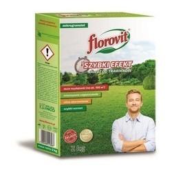 florovit nawóz do trawników z mchem mikrogranulat 2kg