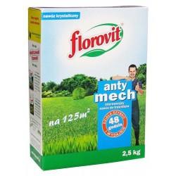 FLOROVIT ANTYMECH INTERWENCYJNY NAWÓZ DO TRAWNIKÓW 2,5kg