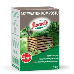 Florovit aktywator do kompostu 1kg