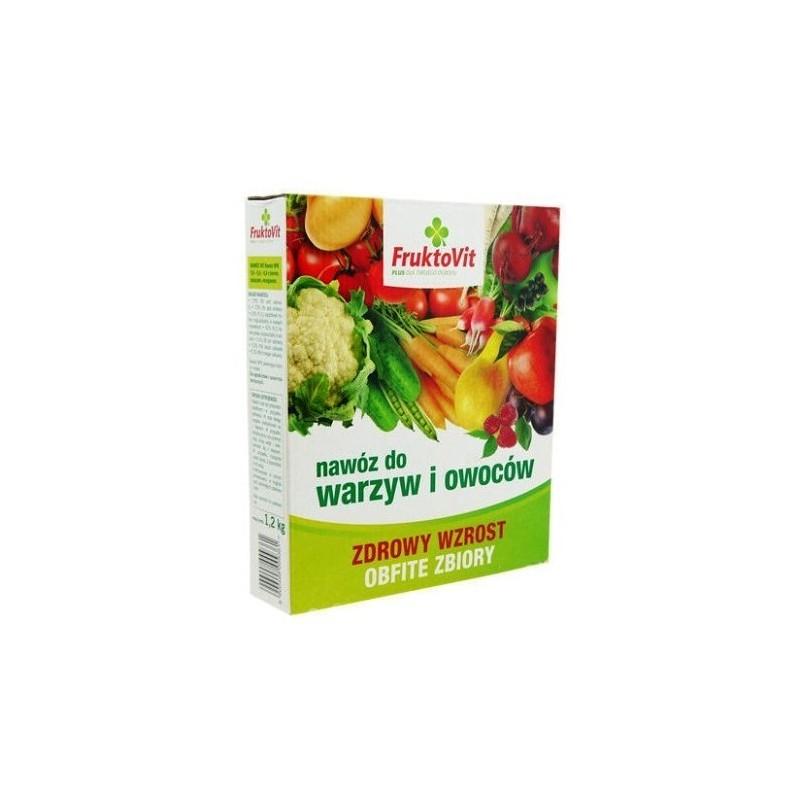 Fruktovit PLUS nawóz do warzyw i owoców 1,2kg