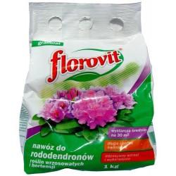 Florovit 3kg nawóz do rododendronów