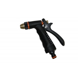 Metalowy pistolet do zraszania z regulacją PROFI ECO-KT233FRS Bradas